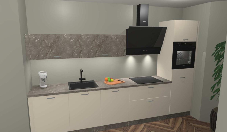 Keuken Impressie